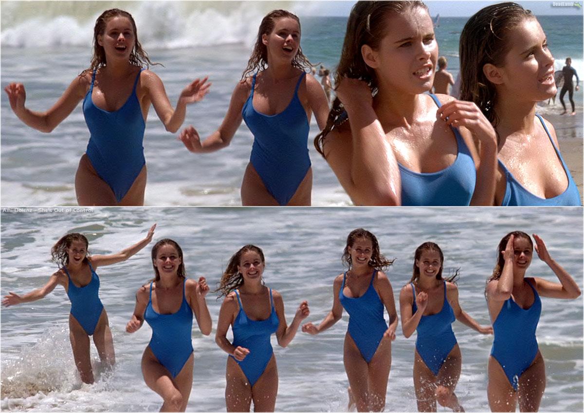 Ami dolenz bikini
