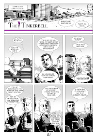"WEBCOMIC: ""THE TINKERBELL"""