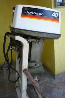 Preço de motor de popa usado