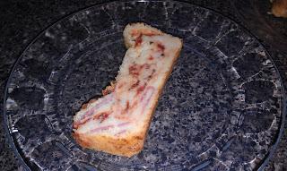 Pizza bread