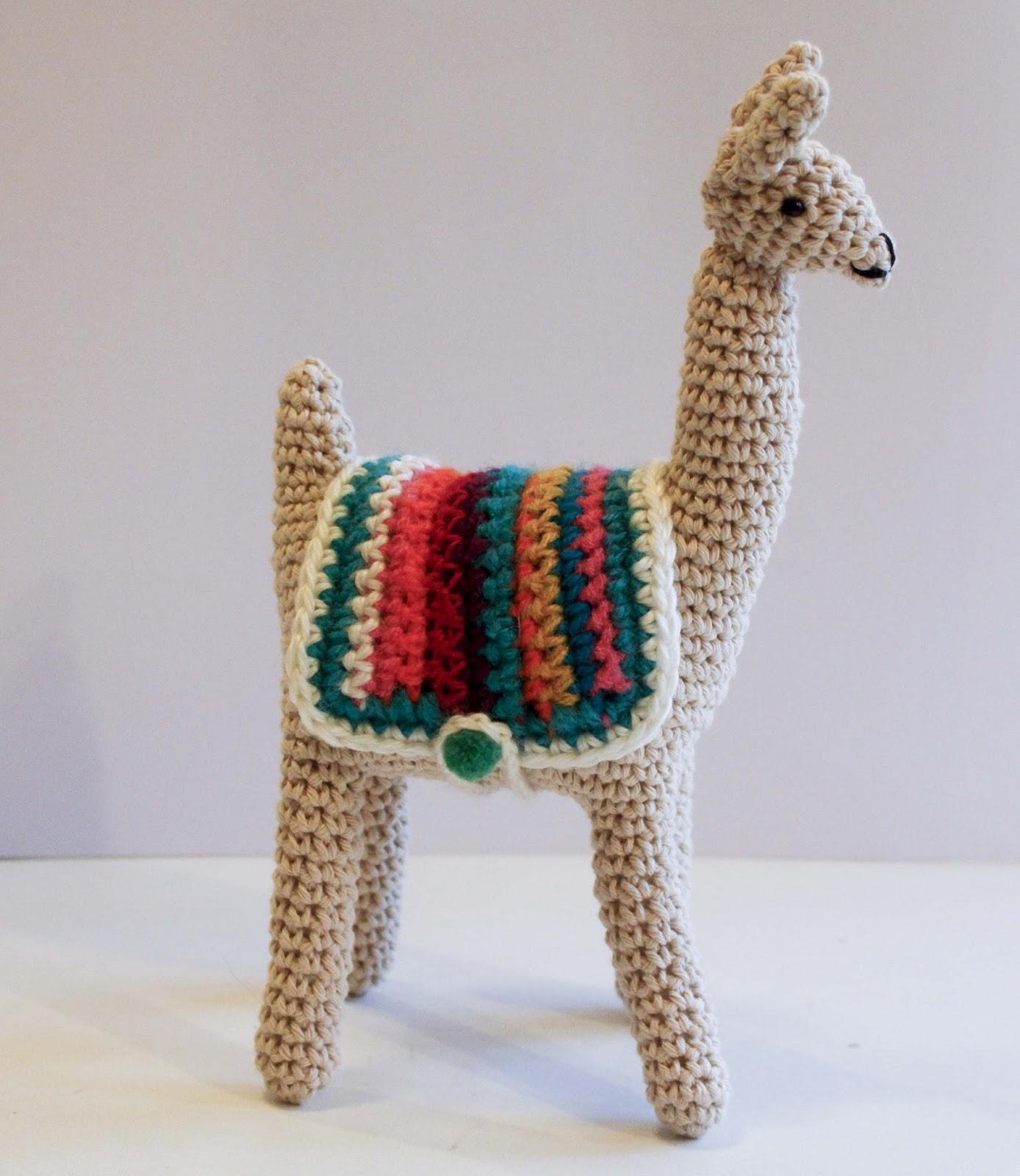 Amigurumi Llama Free Pattern : Crochet, Google and Search on Pinterest