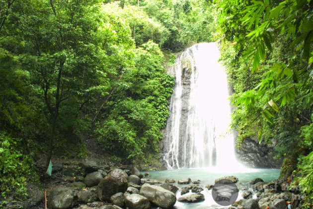 Bugtong Bato Waterfalls, Antique
