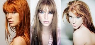 Couleur cheveux blond orange