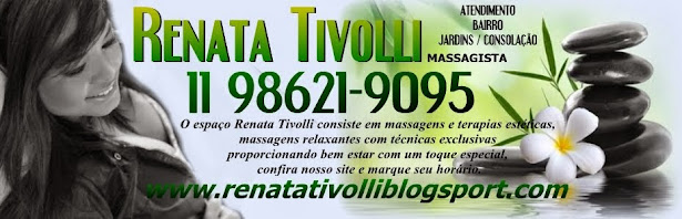 Renata Tivolli Massagista