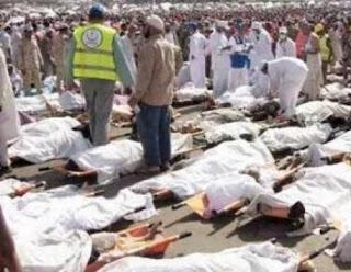 Tragedi Mina Terulang lagi di Ibadah Haji 2015