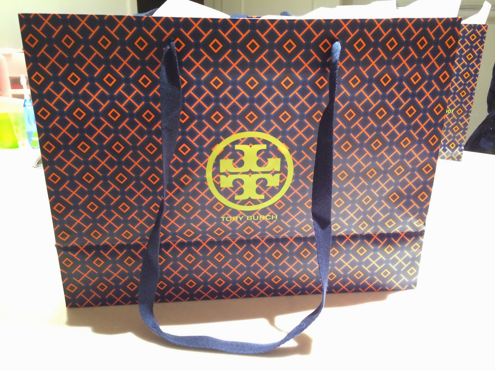Tory Burch Shopping Bag Design