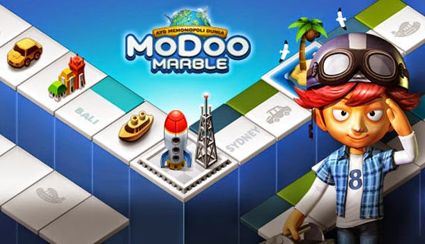 Download Cheat Enhance Modoo Marble Terbaru 13 April 2015