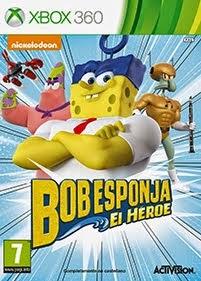 Bob Esponja: El Heroe
