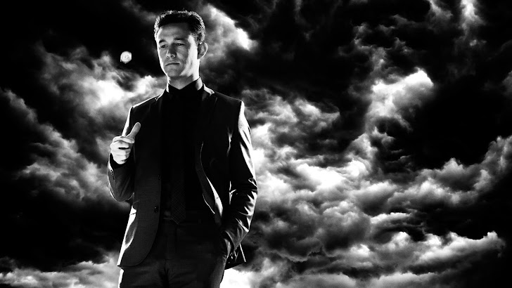 Joseph Gordon Sin City 2014
