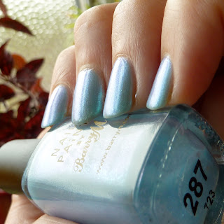 Barry M Nail Polish 287 Aqua Blue