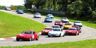 Rush-hour traffic