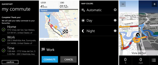 Nokia Drive 3.0 now Available for Lumia Windows Smartphones
