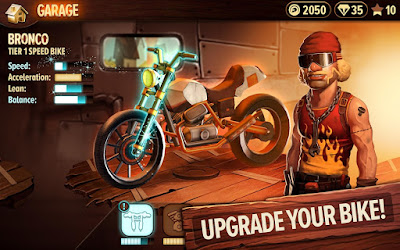 Trials Frontier v3.6.0 Mod Apk+Data-3