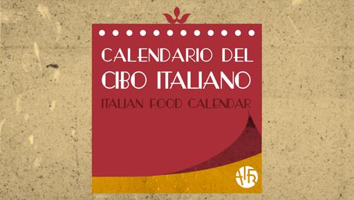 Il calendario del cibo di AIFB