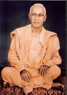 Tridandi Swami B. H. Bon Maharaj