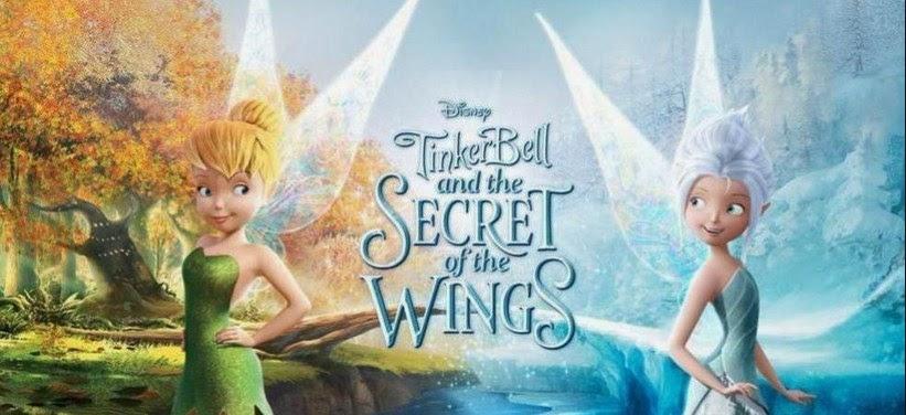 Phim hoạt hình Tinker Bell và Bí mật đôi cánh