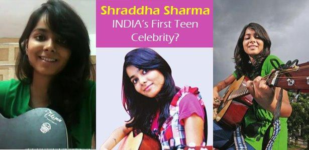 Singer Shraddha Sharma