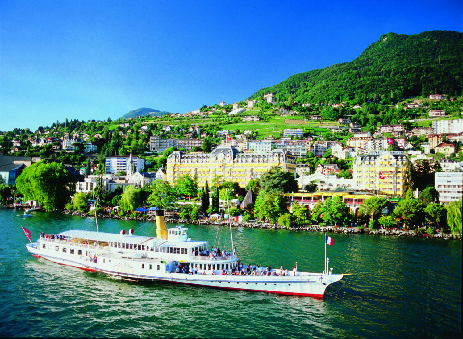 Montreux Switzerland  city photos gallery : Montreux Switzerland Image
