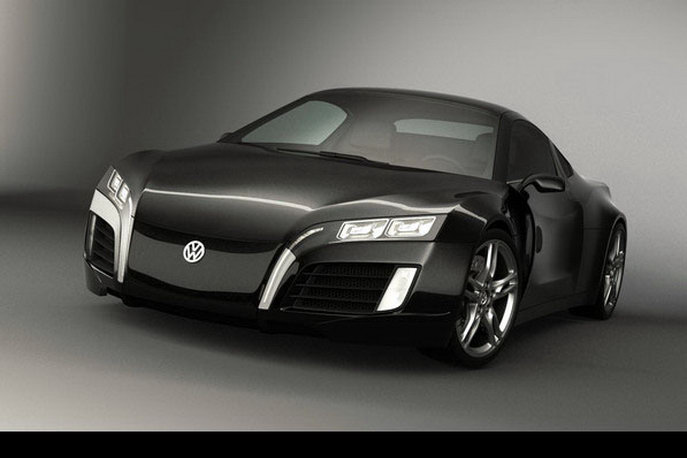 Lovely Kyrgyzstanian Graphic Designer U201cSteel Drakeu201d Has Created Something Very  Much Fitting With This Scenario In The Form Of His Volkswagen Concept  Sports Car.