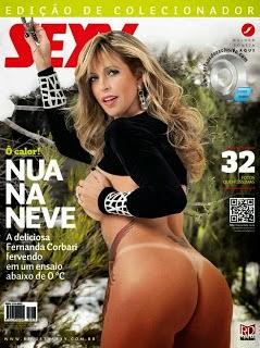 Download Sexy Especial : Fernanda Corbari Setembro 2013