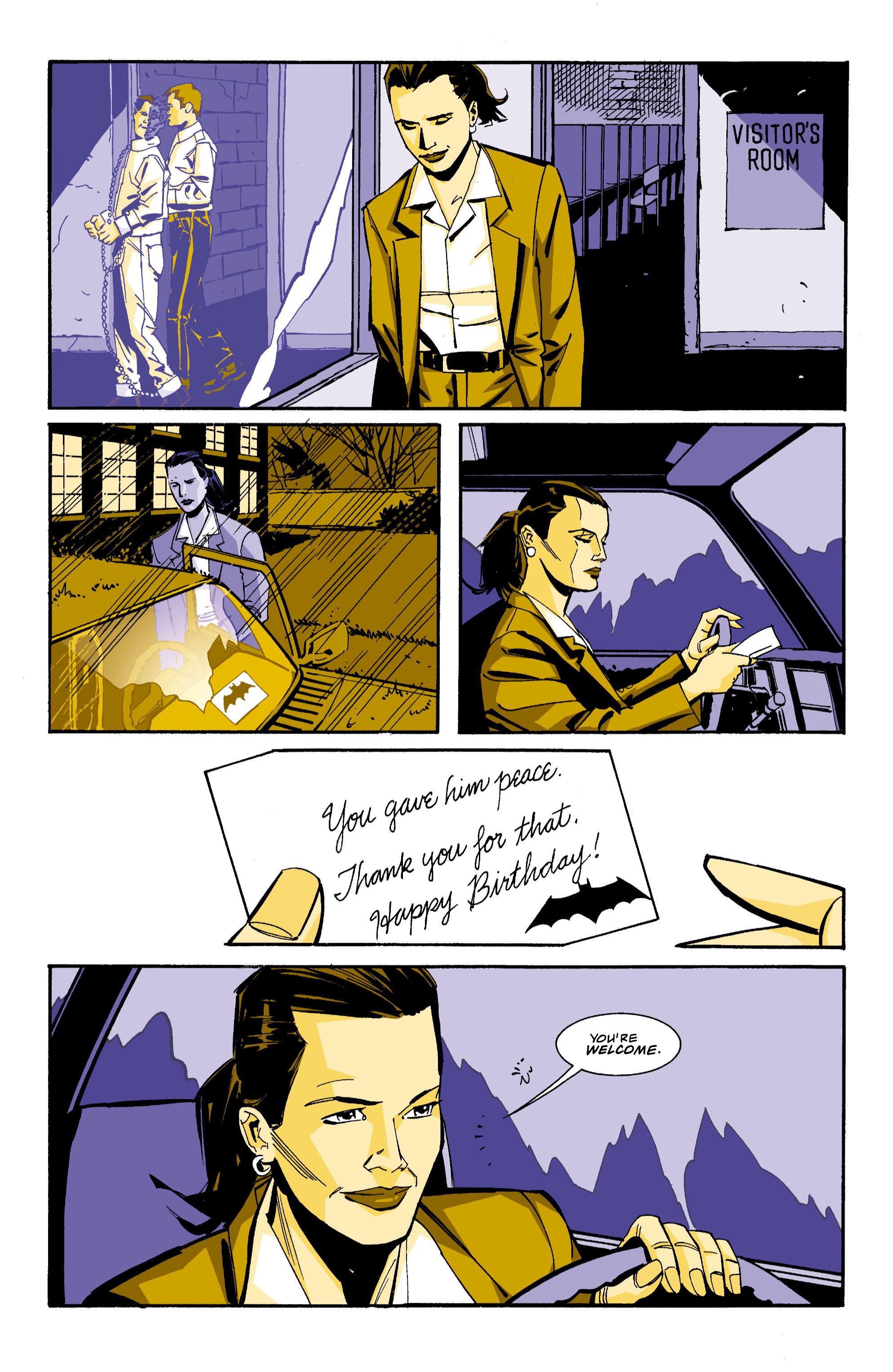 Detective Comics (1937) 747 Page 22