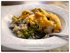 Chicken Divan Rice and Broccoli Casserole