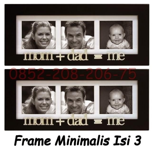 Jual Frame Foto Minimalis Murah
