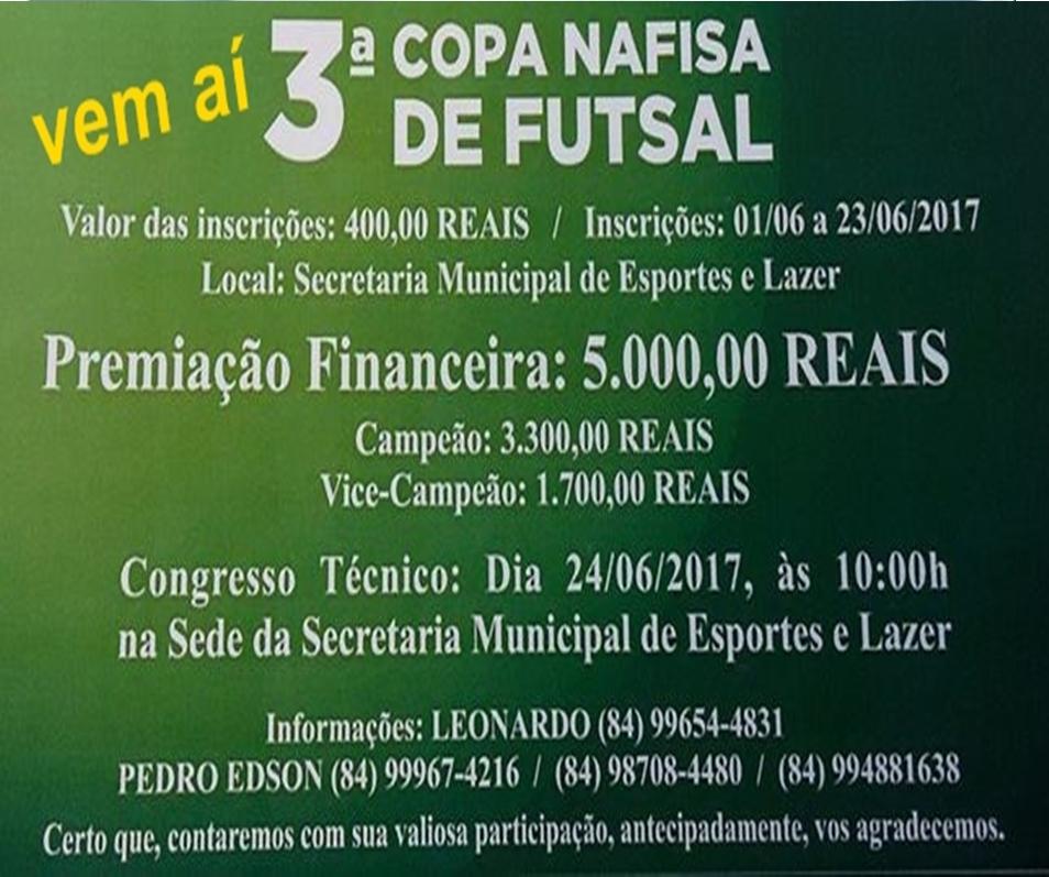 COPA NAFISA 2017