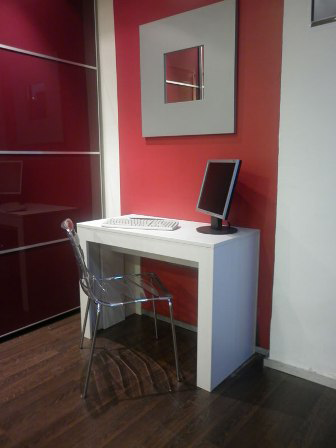 Ilia estudio interiorismo mesa consola y aparador extensible - Mesa consola extensible wengue ...