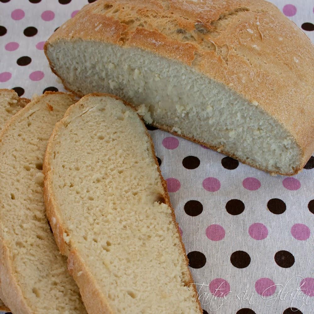 Pan sin gluten rápido