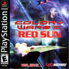 Colony Wars - Red Sun - PS1 - ISOs Download
