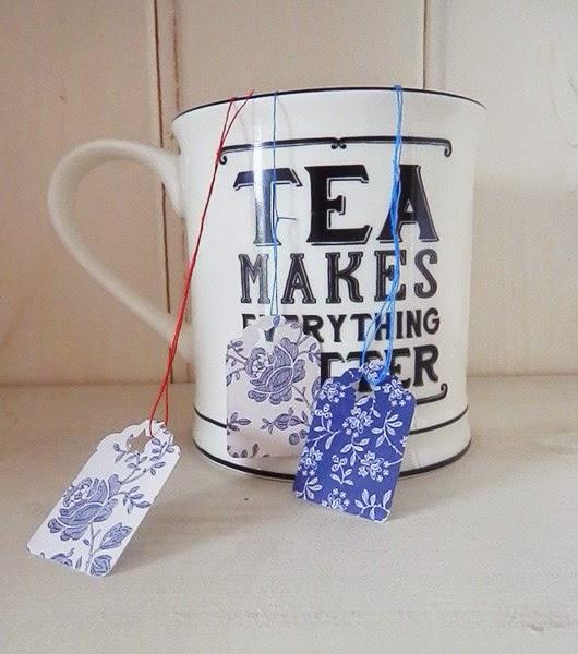 DIY autour du thé : Faire ses propres sachets de thé