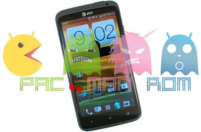 Update AT&t htc one X to Lollipop Via Pacman custom rom