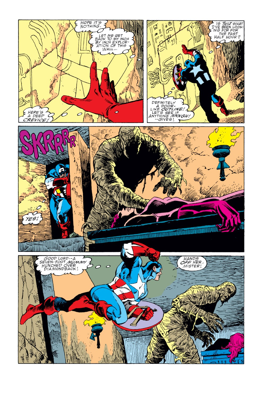 Captain America (1968) Issue #361 #294 - English 9