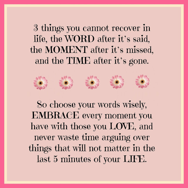 Word, Moment, Time Quote