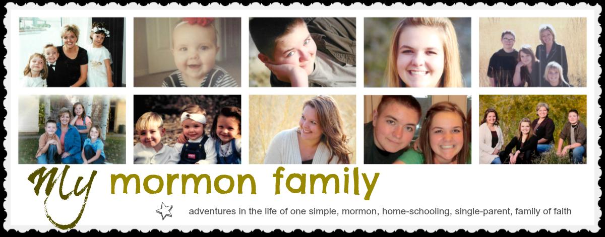 Simply Mormon