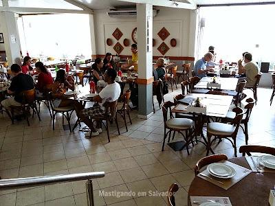 Picui Restaurante: Ambiente