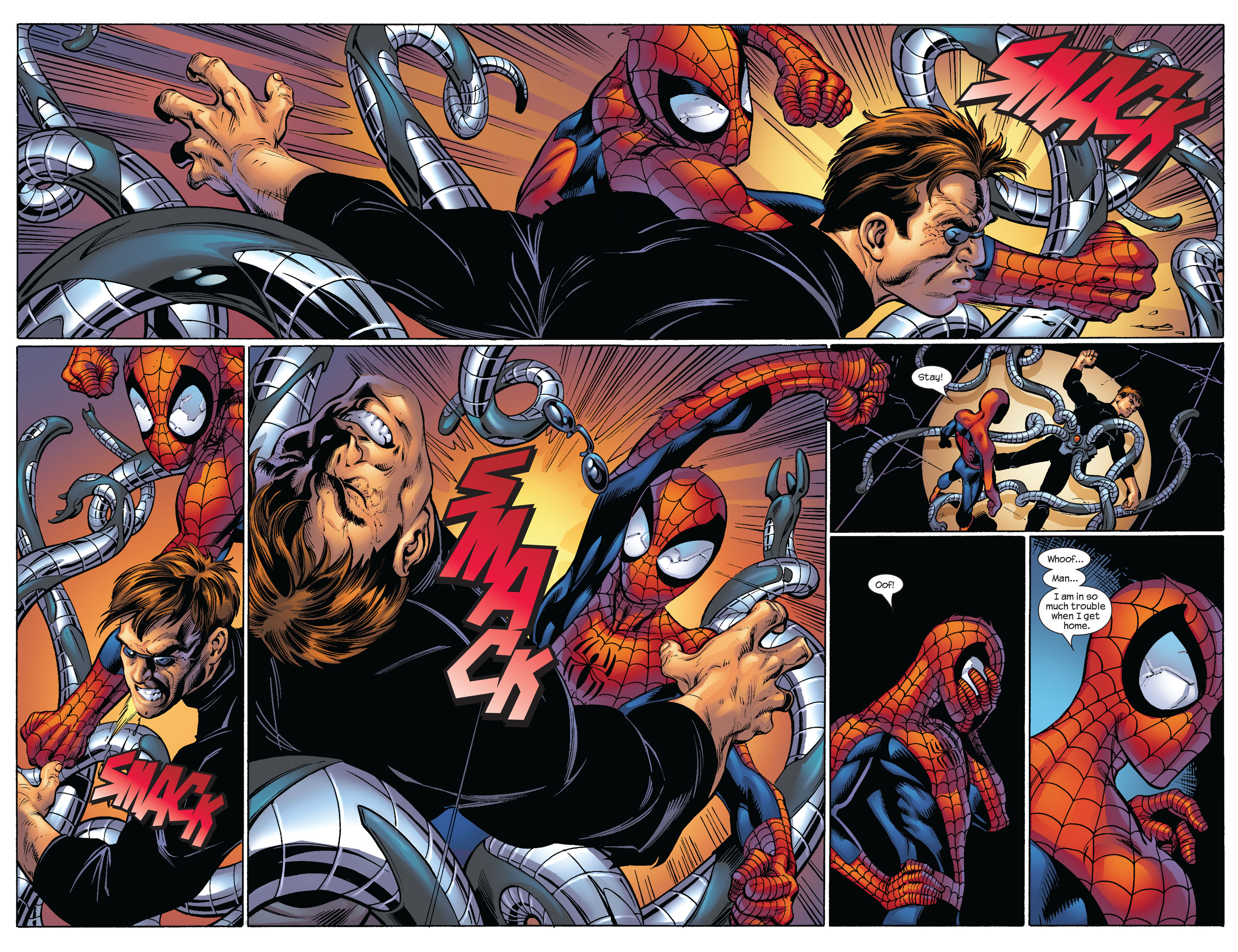Ultimate Spider-Man (2000) Issue #58 #62 - English 8