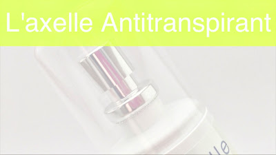 L'axelle Antitranspirant und Achselpads