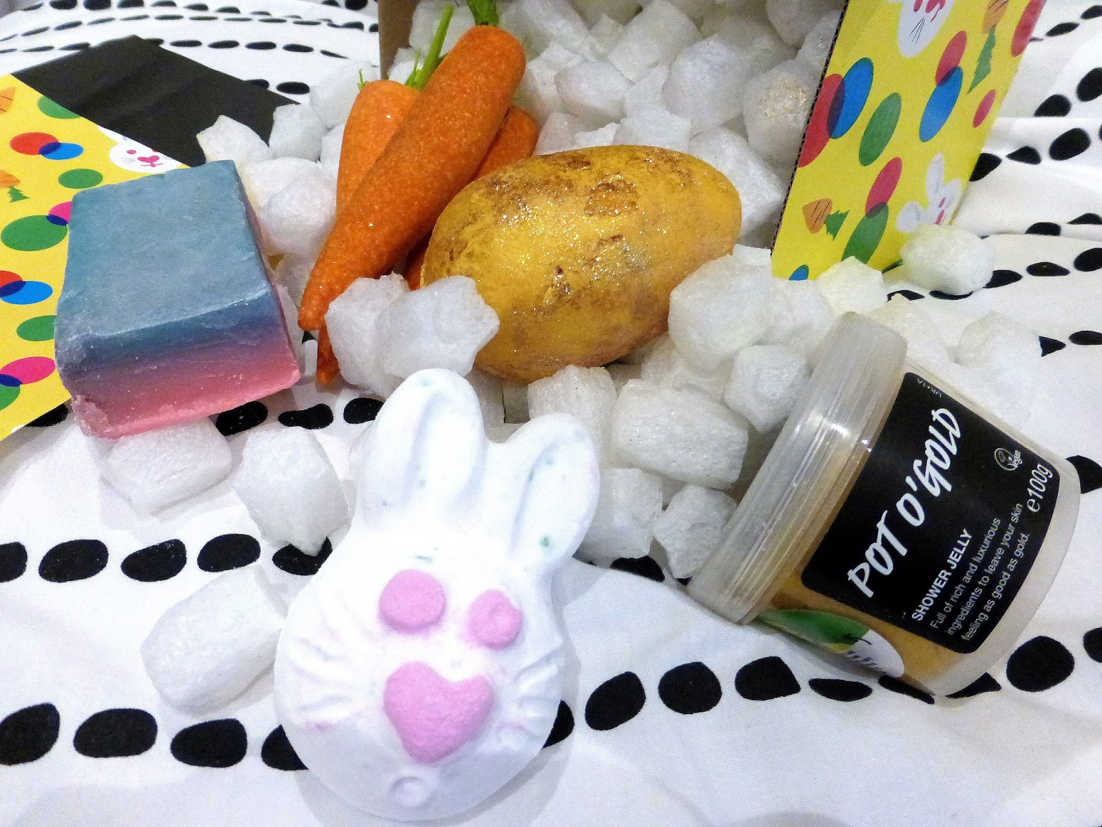 Lush Cosmetics Easter 2015