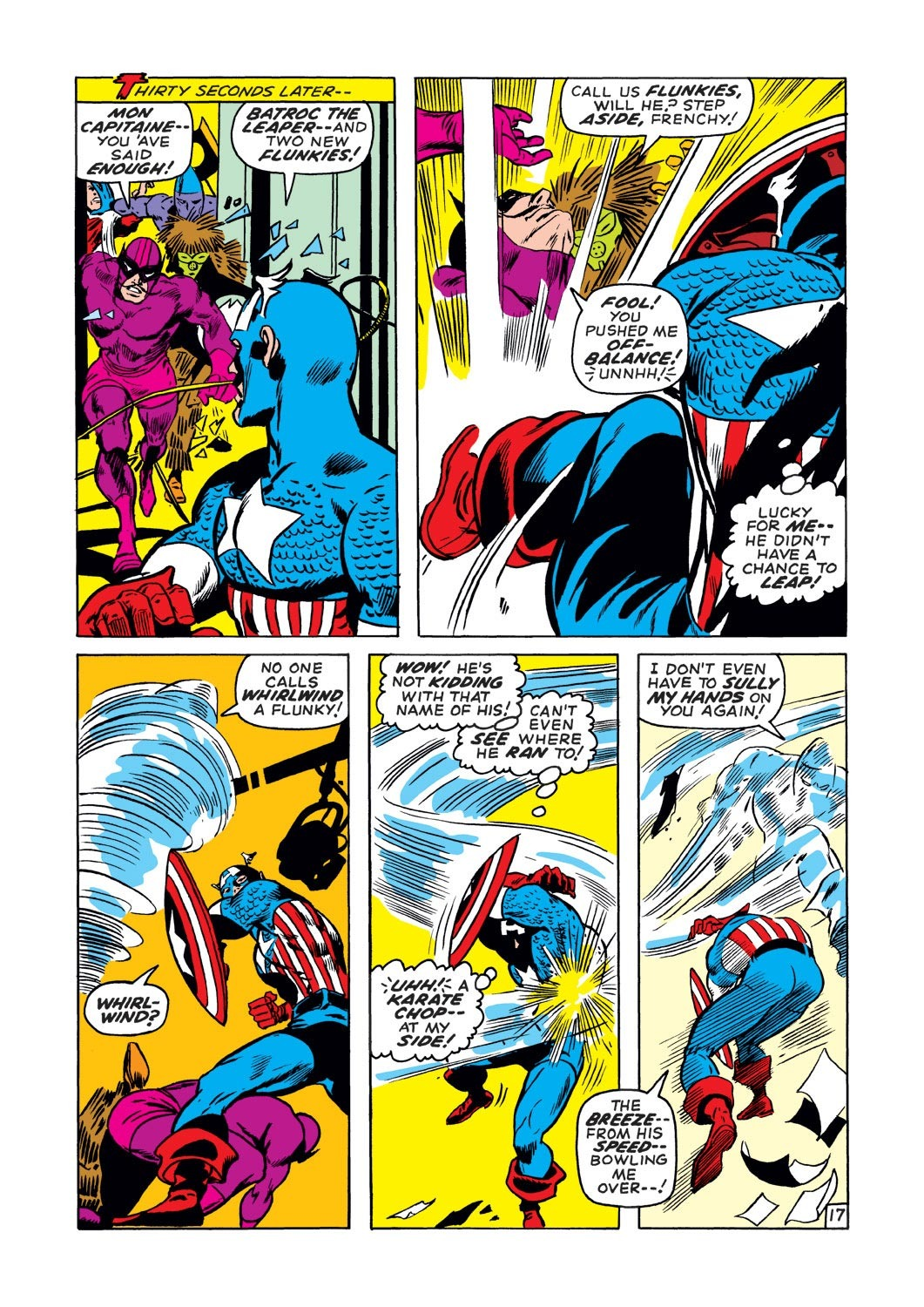 Captain America (1968) Issue #130 #44 - English 17