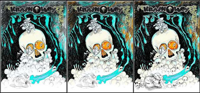 Krasnoludy dwarves nains Гномы hobbit, tolkien christa, rosiński, smoki dragons dragons драконы komiks bandes dessinées comics piwo beer bière пиво Zbyszek Larwa stańczyk obława