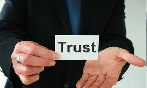 menjaga kepercayaan -Motivasi Diri-