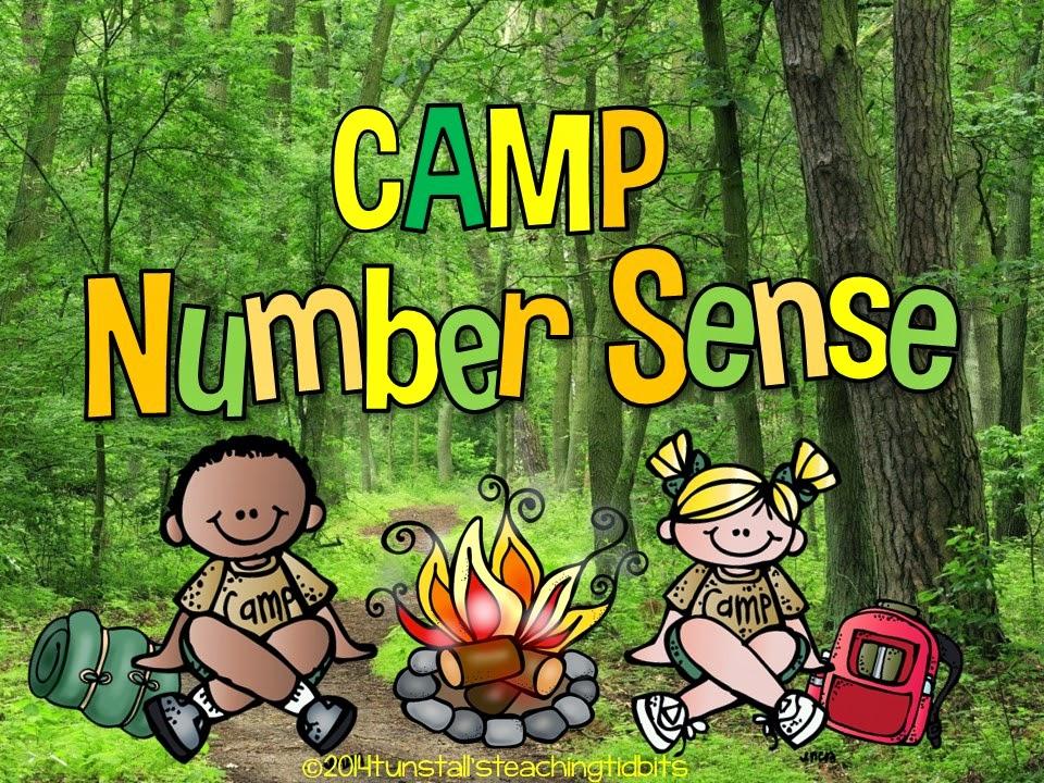 https://www.teacherspayteachers.com/Product/Camp-Number-Sense-1204409