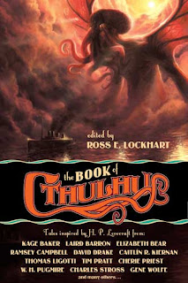 The Book of Cthulhu, 2011, copertina