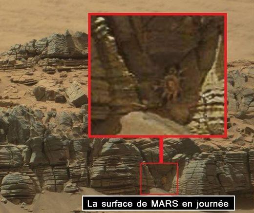 Photo du Jour  Mars_surface