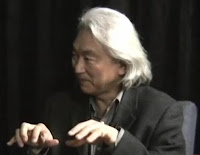 Dr Michio kaku not playing piano