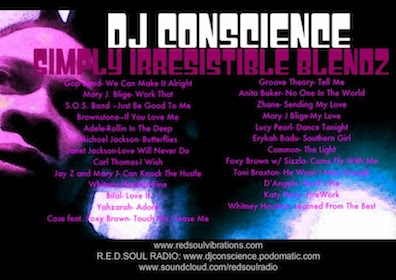 Simply Irresistible Blends by DJ Conscience