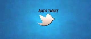 Cara Membuat Tweet Otomatis Di Twitter (Twitter Auto Tweet)