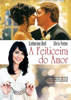 A Feiticeira do Amor (Dublado) DVDRip RMVB